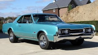 Download 1967 Oldsmobile 442 For Sale Video