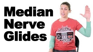 Download Median Nerve Glides or Nerve Flossing - Ask Doctor Jo Video