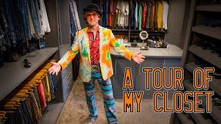 Download A tour of my closet Video