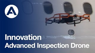 Download Airbus Advanced drone inspection Video