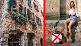 Download INTERZIS monociclu in ITALIA, Sirmione Video