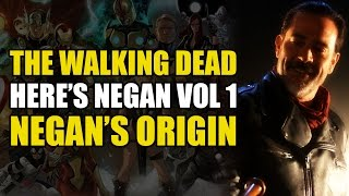 Download The Origin of Negan (The Walking Dead: Negan's Origin Vol 1) Video