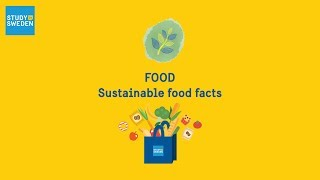 Download Sustainable Food Facts Video