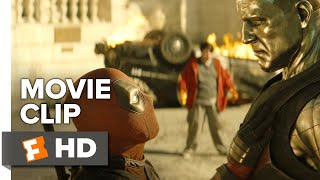 Download Deadpool 2 Movie Clip - How Far Does it Burn? (2018) | Movieclips Coming Soon Video
