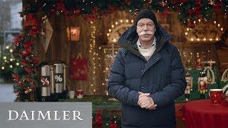 Download Dieter Zetsche`s year-end message 2017 Video