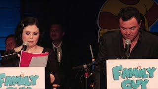 Download Family Guy Live & Uncensored Table Read (Partial Terms of Endearment) Video