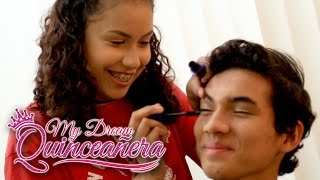 Download Doing My Boyfriends Makeup - My Dream Quinceañera - Mia Ep 1 Video