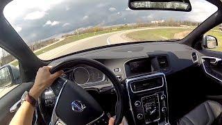 Download 2014 Volvo S60 T6 R-Design Polestar - WR TV POV Test Drive Video
