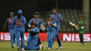 Download India vs Pakistan Women's Asia Cup Final Full Highlights 2016 • India Won by 17 Runs Video