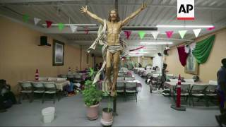 Download ONLY ON AP Haitians at Mexico-US border Video