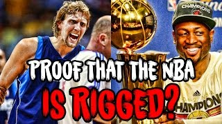 Download Did The 2006 NBA Finals Prove That The NBA is RIGGED? Video