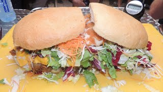 Download BELGIUM'S BIGGEST BURGER CHALLENGE!! Video