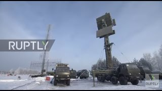 Download Russia: State-of-the-art radar systems tested in Vladimir Oblast Video