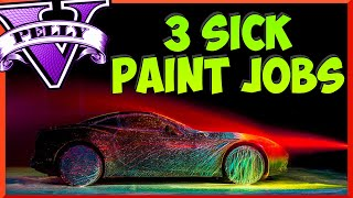 Download GTA 5 ″PAINT JOBS″ Best rare paint jobs (GTA 5 PAINT GUIDE) GTA ONLINE SECRET PAINT JOBS Video