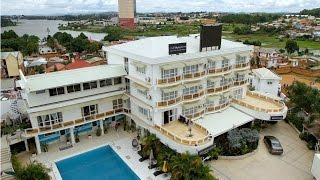 Download Antananarivo, hotel A&C Ivato, Madagaskar Video