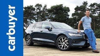 Download Volvo V60 2019 in-depth review - Carbuyer Video