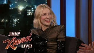 Download Cate Blanchett Thinks Americans Should Use the Metric System Video