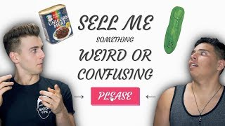 Download Sell Me Something Weird Or Confusing Video