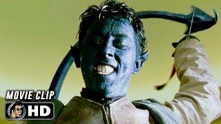 Download X2 Clip - White House (2003) X-Men Movie Video