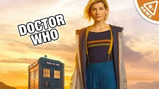 Download Breaking Down Our First Look at the New Doctor Who! (Nerdist News w/ Steve Zaragoza) Video