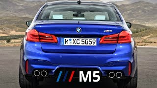 Download 2018 BMW M5 (600 hp) - 0-100 kmh Acceleration, Start Up, Revs & Track Action Video