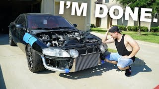 Download I'm quitting the 1JZ build...Let me explain Video
