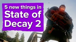 Download 5 new things in State of Decay 2 (including multiplayer details!) Video