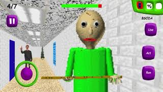 Download Android Gameplay! Baldi's Basics in Education and Learning Video