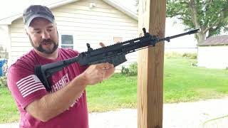 Download CZ Bren 2s, SCAR 16s, Sig MCX Curtis, IWI X95 review. Video