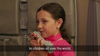 Download UNICEF World Children's Day 2017 Video