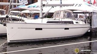 Download 2017 Bavaria Cruiser 37 Sailing Yacht - Deck and Interior Walkaround - 2016 Annapolis Sail Boat Show Video