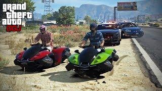 Download GTA 5 Roleplay - DOJ 190 - Amphibious ATVs (Criminal) Video