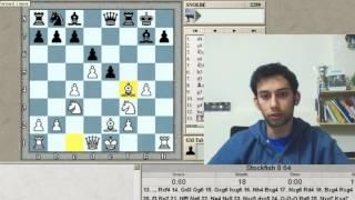 Download GHOSTING MYSELF | Blitz Chess #100: Tal vs. SNOEBE (KID)- ICC 5-minute pool Video