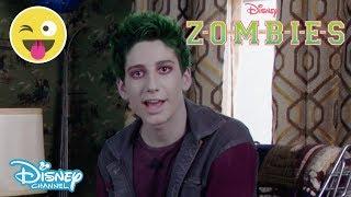 Download Z-O-M-B-I-E-S | MOVIE SNEAK PEEK 🎥 | Official Disney Channel UK Video