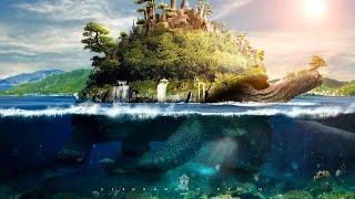 Download Tutorial Photoshop Underwater Turtle Island Video