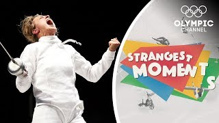 Download Fencing's Never-Ending Second | Strangest Moments Video