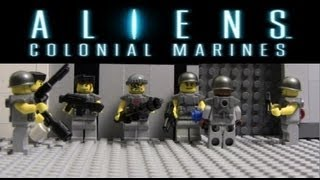 Download LEGO Aliens: Colonial Marines Video