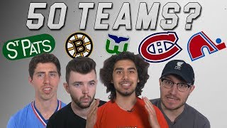 Download Can You Name 50 NHL Teams? Video