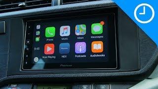 Download Hands-on: Pioneer MVH-1400NEX CarPlay head unit Video