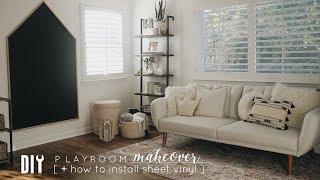 Download DIY Playroom Makeover Video