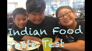 Download Kids Try Indian Foods Video