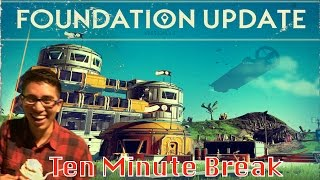Download FIRST LOOK:No Man Sky Update 1.1 Foundation Base Building | Sean Murry and Hello Games Video
