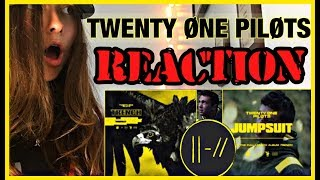 "Download Twenty One Pilots (REACTION) ""Jumpsuit"" + ""Nico And The Niners"" Video"