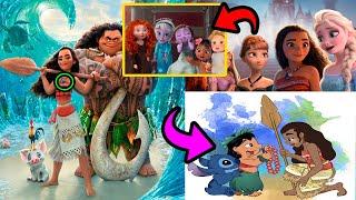 Download 20 Cosas Que No Sabes De Moana! (Pelicula Disney Curiosidades ) Video