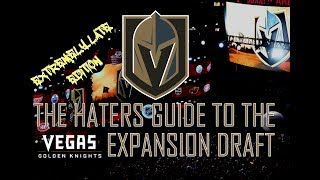 Download The Haters Guide to the Vegas Golden Knights Expansion Draft Video