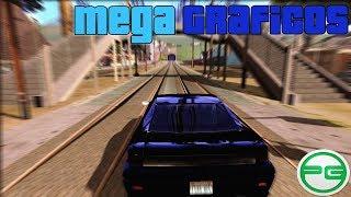Download Mega Graficos Realistas De Bajos Recursos Para GTA San Andreas [No miniatura engañosa] Video