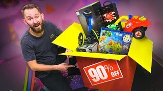 Download I Spent $600 At A Sketchy Discount Store! Video