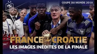 Download Les images inédites de la finale du Mondial 2018, Equipe de France I FFF 2018 Video