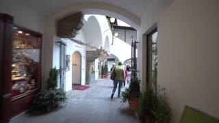 Download Salzburg, Austria, walk in the alleys Video
