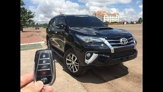 Download New 2017 Toyota Fortuner 3.0 D4D | Challenge every journey | Review Video